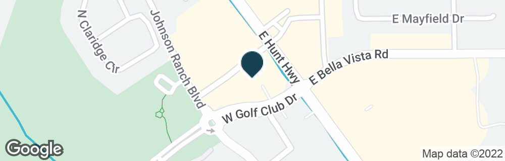 Google Map of333 E HUNT HWY