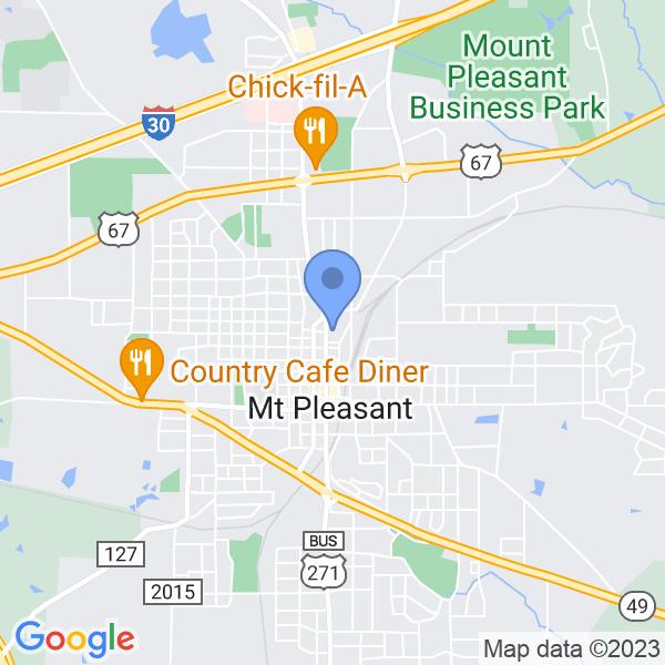 618 N Jefferson Ave, Mt Pleasant, TX 75455, USA