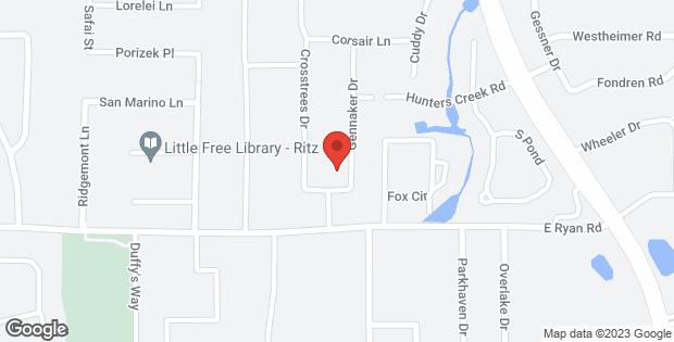 4012 Gennaker Drive Denton TX 76210