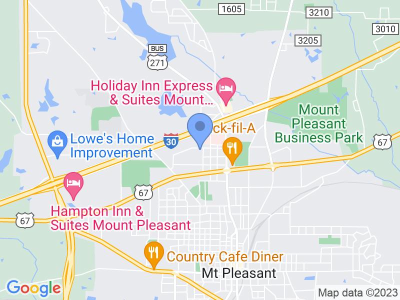 401 W. 19th Street, Mt. Pleasant, TX 75455