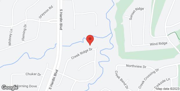 2316 Creek Ridge Drive Mckinney TX 75072