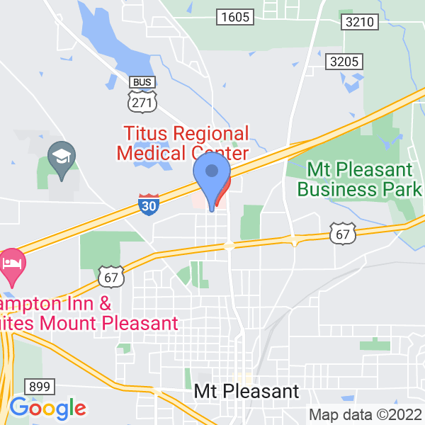 202 W 19th St, Mt Pleasant, TX 75455, USA