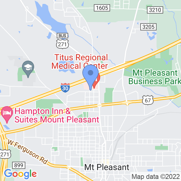 203 West 20th Street, Mount Pleasant, TX 75455, USA