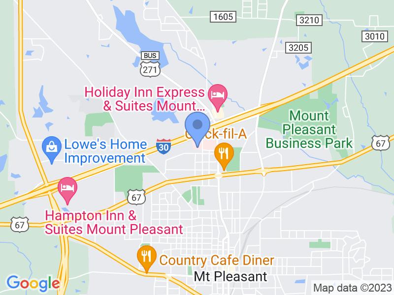 304 W 20th St, Mt Pleasant, TX 75455, USA