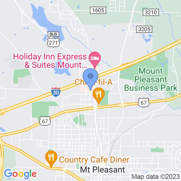 2001 N Jefferson Ave #300, Mt Pleasant, TX 75455, USA