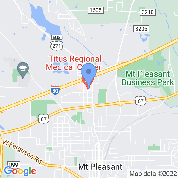 2001 N Jefferson Ave, Mt Pleasant, TX 75455, USA