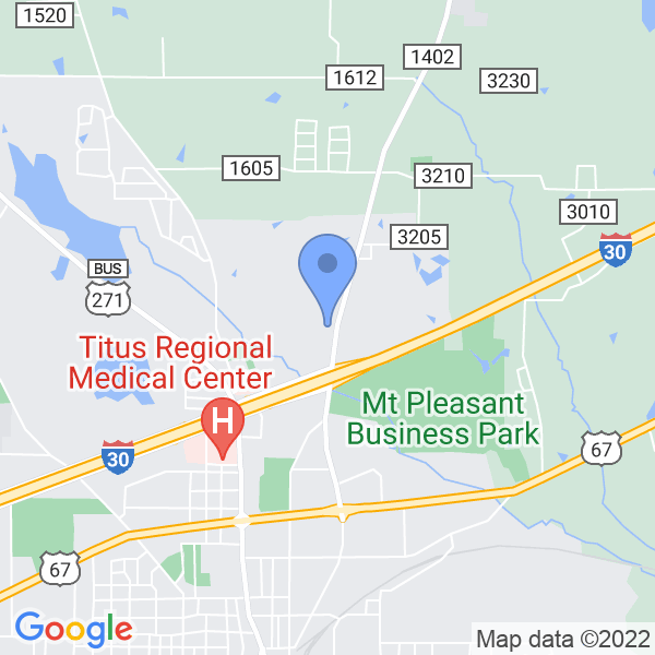 2320 FM1402, Mount Pleasant, TX, USA