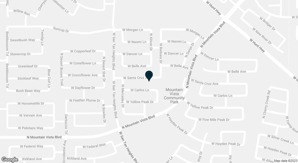 3703 W SANTA CRUZ Avenue Queen Creek AZ 85142