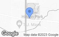 Map of Tuscaloosa, AL