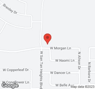 3902 W MORGAN Lane