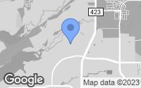 Map of Little Elm, TX