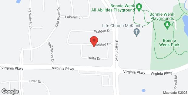 3701 Trinidad Drive Mckinney TX 75071