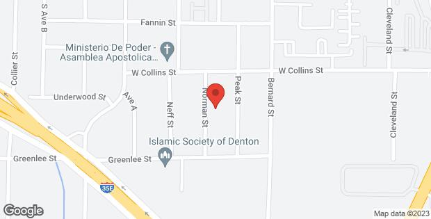 1225 Norman Street Denton TX 76201
