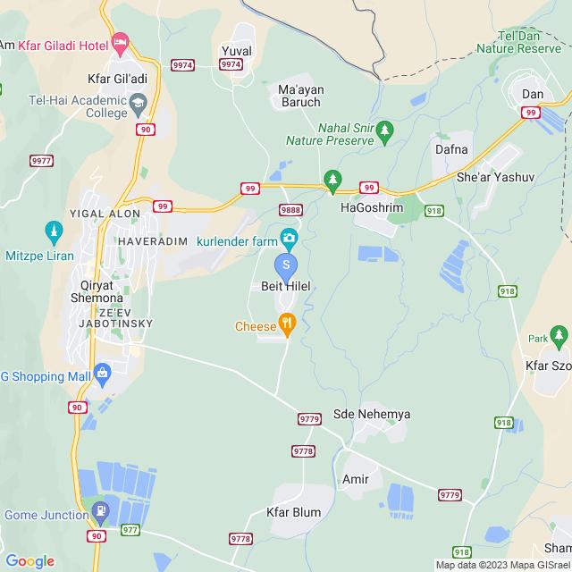 בית הלל, ישראל