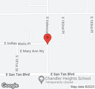 25804 S VALENCIA Avenue