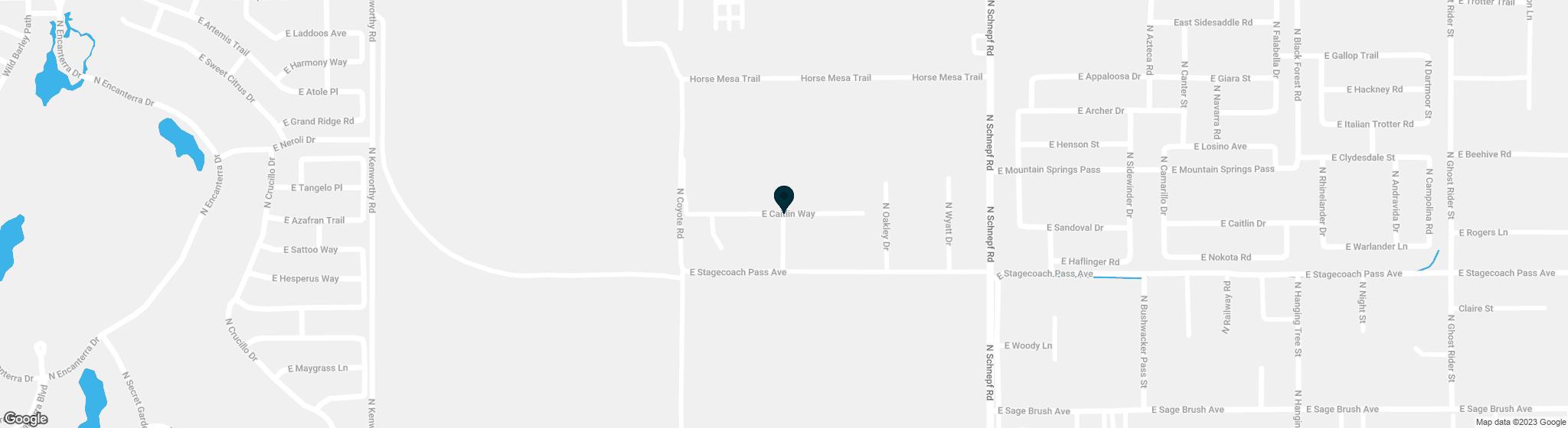 4192 E Caitlin Drive San Tan Valley AZ 85140