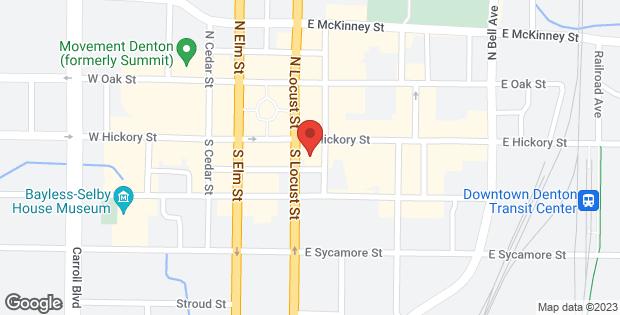 101 S Locust Street Denton TX 76201