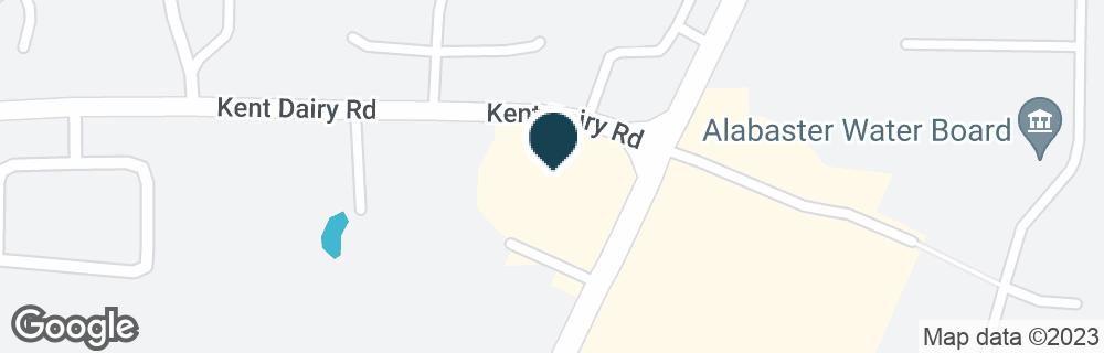 Google Map of9301 HIGHWAY 119