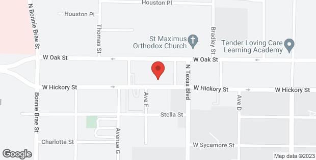 2206 W Hickory Street Denton TX 76201