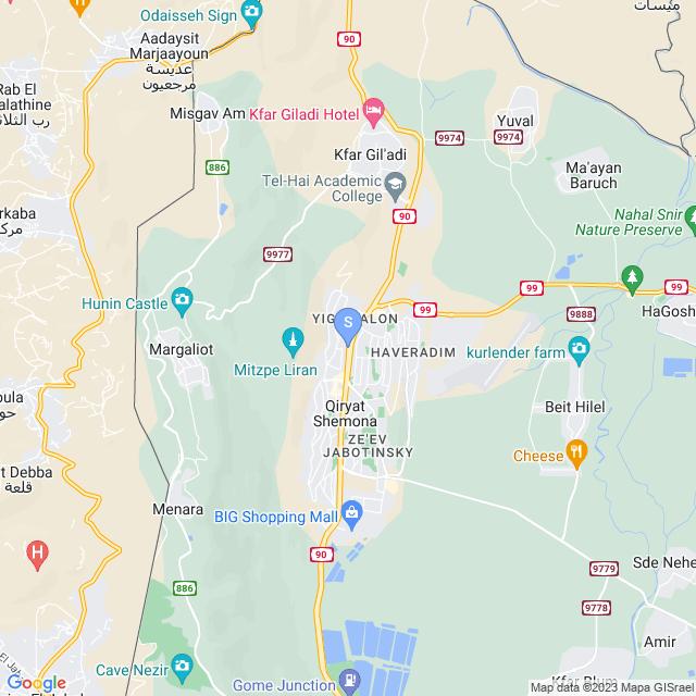 גליל עליון, קרית שמונה, ישראל