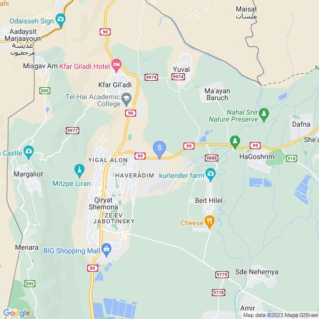 קריית שמונה, ישראל