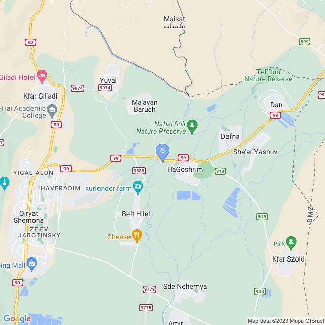 הגושרים, ישראל