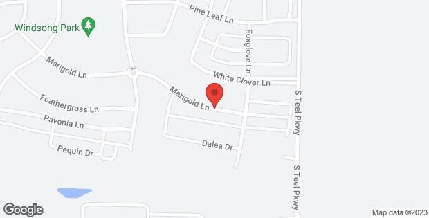 3731 Marigold Lane Prosper TX 75078