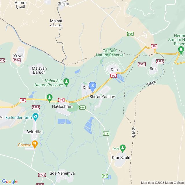 דפנה, ישראל