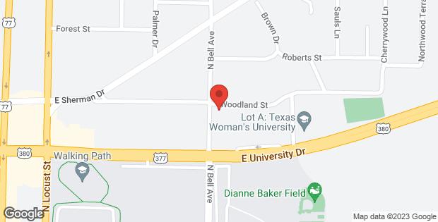 1828 N Bell Avenue Denton TX 76209
