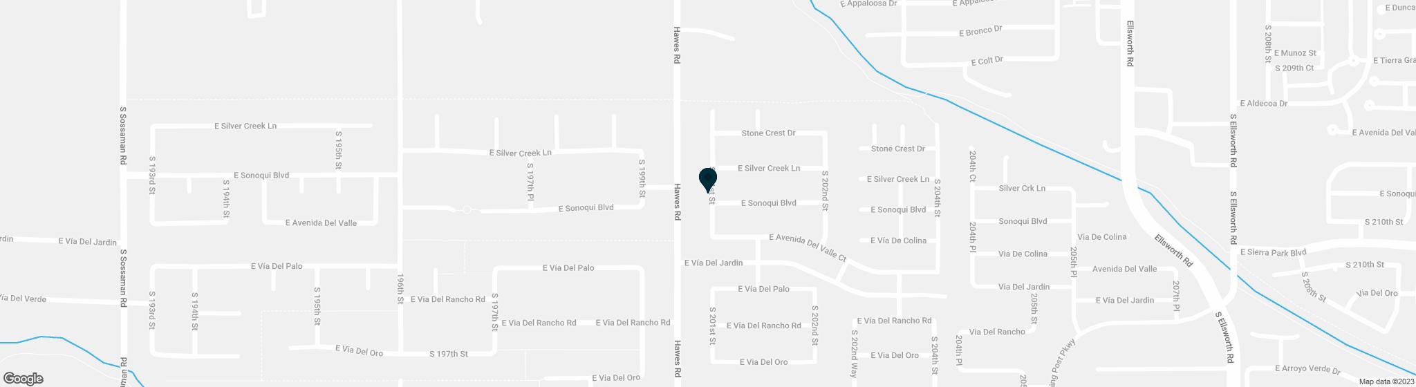 22918 E SONOQUI Boulevard Queen Creek AZ 85142