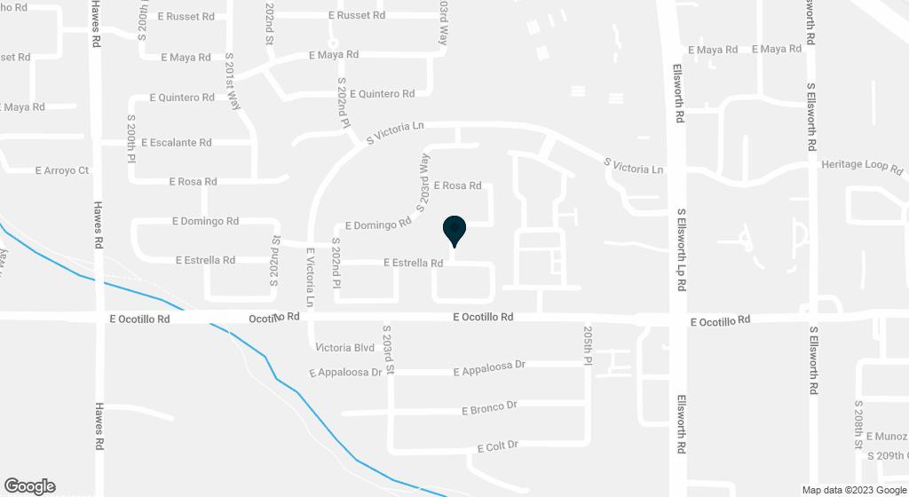 2152 W OLIVIA Drive Queen Creek AZ 85142