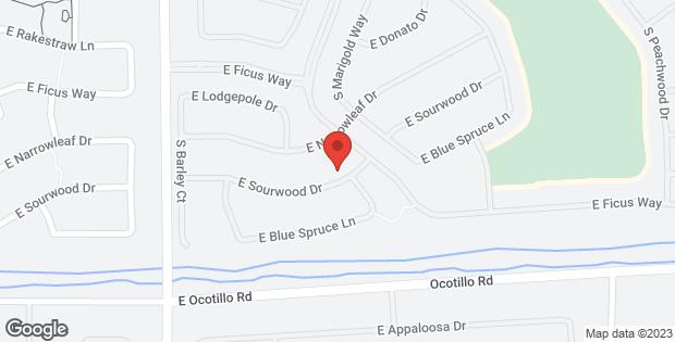 4158 E SOURWOOD Drive Gilbert AZ 85298