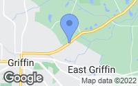 Map of Griffin, GA