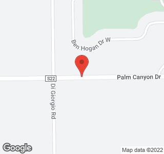 Lot 14 Palm Canyon Drive