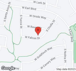 1802 W FALCON Drive