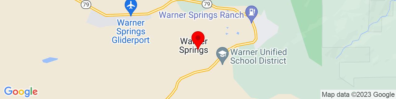 Google Map of 33.2769753, -116.6494394