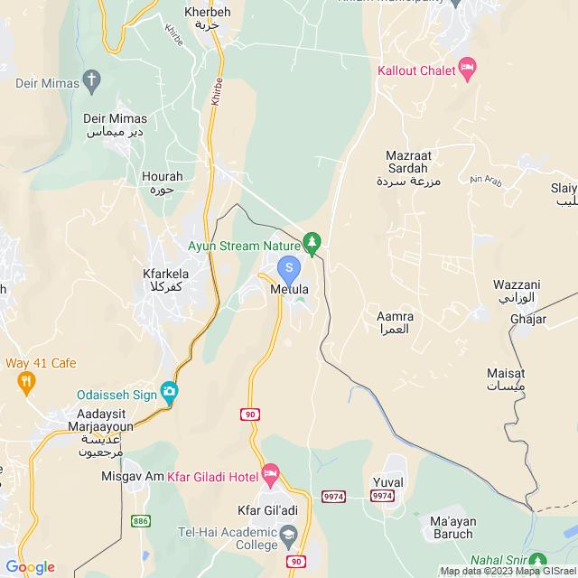 מטולה, ישראל