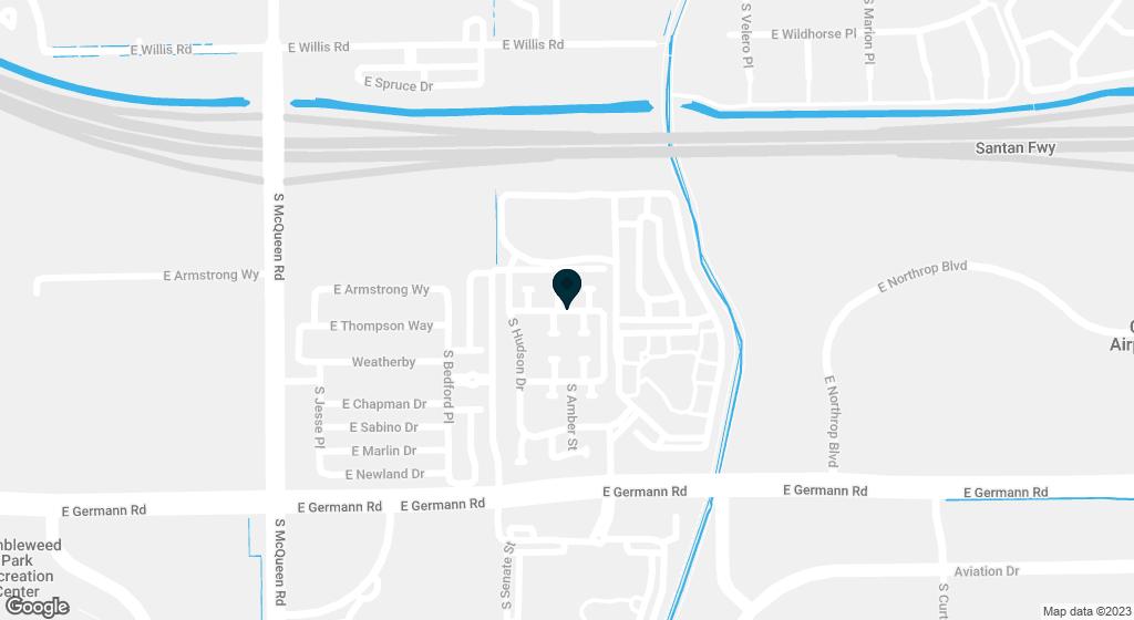 1045 E THOMPSON Way Chandler AZ 85286