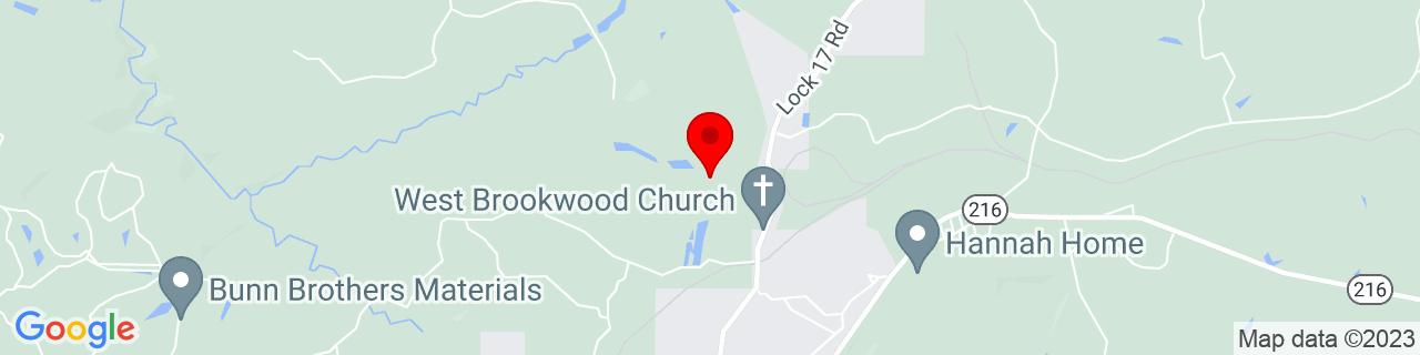 Google Map of 33.280117, -87.30883299999999
