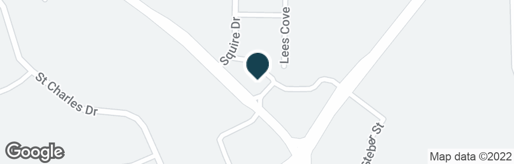 Google Map of2381 HELENA RD