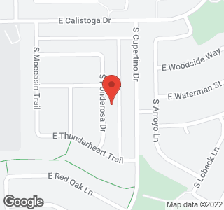 3545 S PONDEROSA Drive