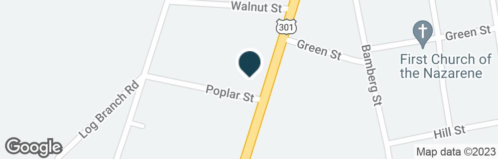 Google Map of3518 MAIN HIGHWAY