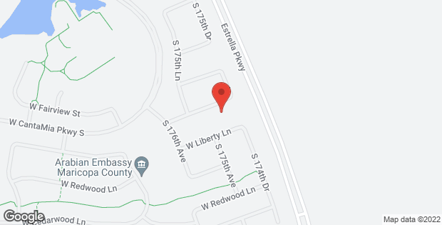 17527 W FAIRVIEW Street Goodyear AZ 85338