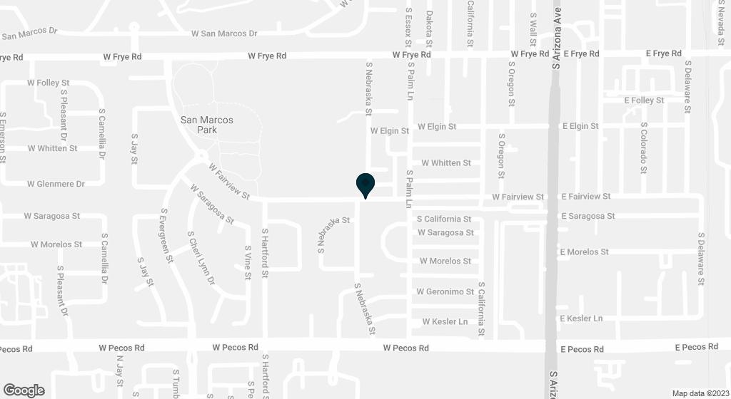 0 S NEBRASKA Street #17 Chandler AZ 85225