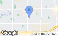 Map of Gilbert, AZ