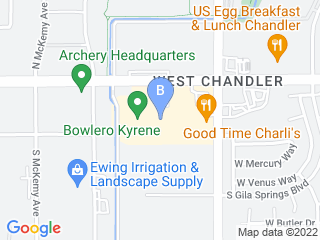 Map of Chandler Dogs 24/7 Dog Boarding options in Chandler | Boarding