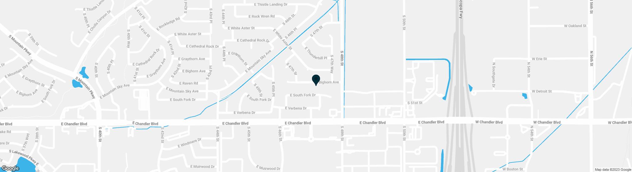 4733 E BIGHORN Avenue Phoenix AZ 85044
