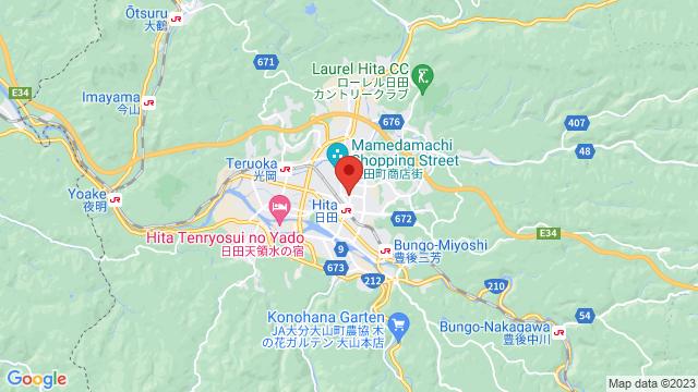 大分県日田市