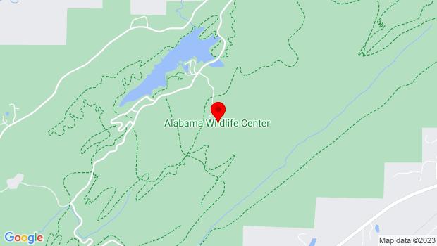 Google Map of 100 Terrace Drive, Pelham, AL 35124