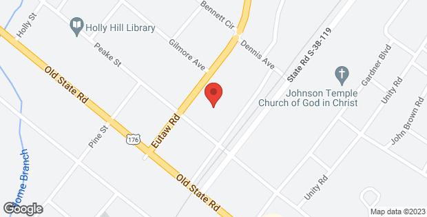 0 Dennis Avenue Holly Hill SC 29059